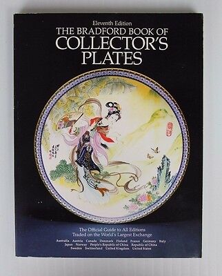Eleventh Edition The Bradford Book of Collector's Plates