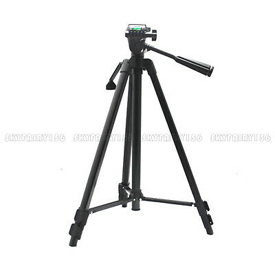 Tripod Stand With Ball Head For Digital Camera DSLR Camcorder Black Professional