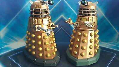 Doctor Who  BBC Action daleks  Figures""