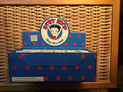 Betty Boop Cardboard Display Box
