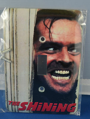 The Shining Light Switch Cover - Horror Collectable * Jack Nicholson *