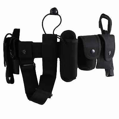 Tactical Holster Security Enforcement Equipment Police Multifunction Duty Belt