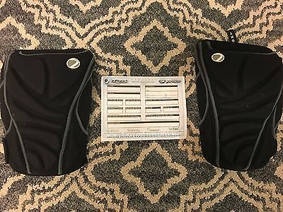 Dye Performance Paintball Knee Pads - Large