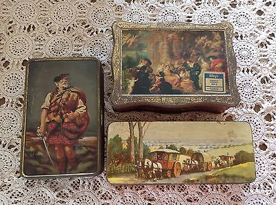 Vintage Pascall Tin And Others