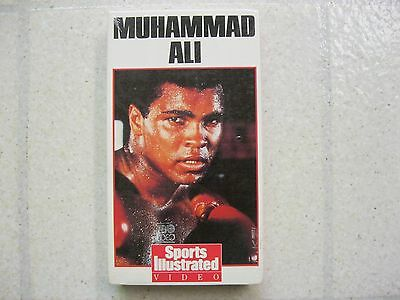 Muhammad Ali NEW SEALED VHS Sports Illustrated Subscribers' gift no retail sale