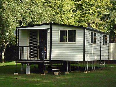 Quality Accommodation Relocatable Portable Mobile Home Granny Flat Cabin
