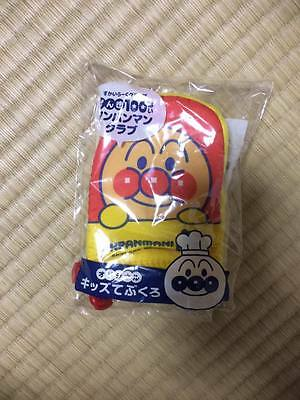 Japanese Anpanman Toddler Children Gloves New In Package Boy Girl