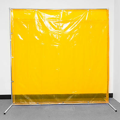 WELDING CURTAIN FRAME STAINLESS STEEL GALV 1.8x2.0 - 1.8x2.5 *OLYMPIC*