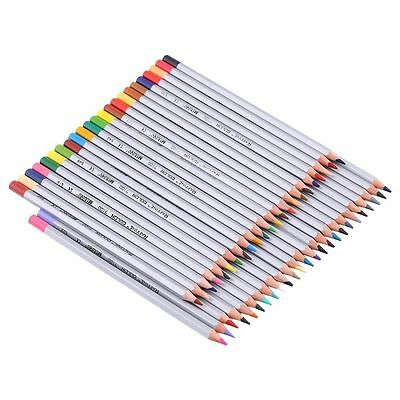 Marco Raffine Art Drawing Set Non-toxic Sketching Pencil Kit 24/36/48/72 Color