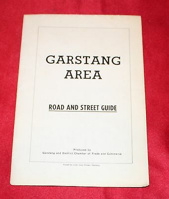 Garstang Road and Street Map with Index