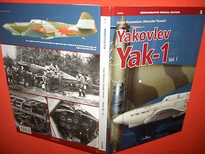 Kagero Monographs Special Edition 5, Yakovlev Yak-1