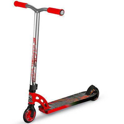 New MGP VX7 PRO SCOOTER RED BLACK