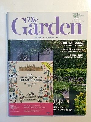 Royal Horticultural Society - The Garden Magazine - July 2015