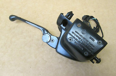 BMW R1100S 1999 Front brake master cylinder with lever
