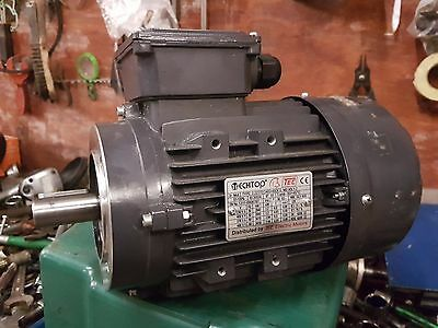 2.2 kw 3 phase electric motor 4 pole