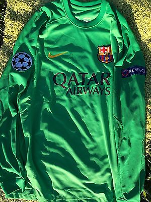 Maillot Barcelone Fc VALDES CL