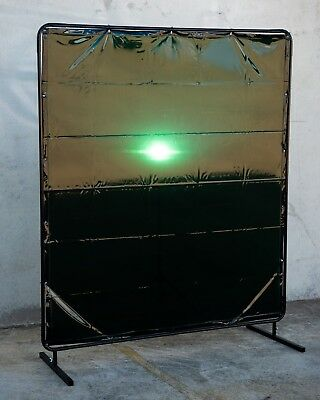 WELDING CURTAIN SCREEN AND FRAME COMBO 1.8m x 2.0m - 1.8m x 2.5m *OLYMPIC*