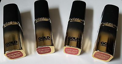 NEW Rouge a lèvre - Color riche Gold Obsession - L'Oréal