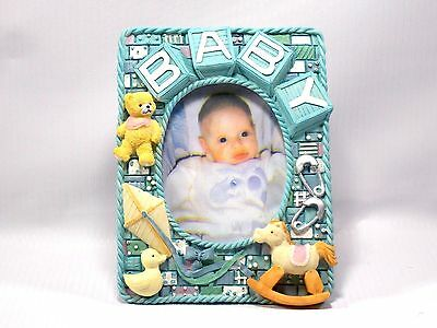 Baby Boy picture frame - Blue