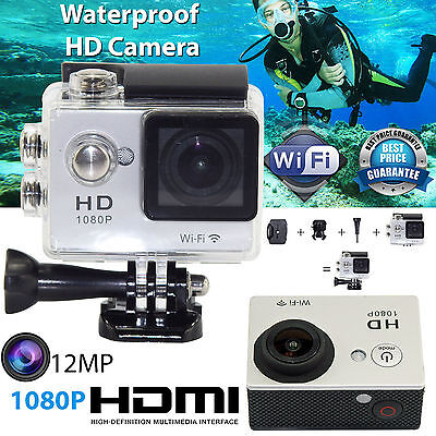 Ultra 4K HD 1080P SJ4000 Waterproof WiFi DV Action Sports Camera Video Camcorder