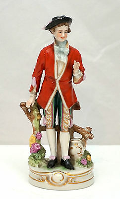 German Scheibe Alsbach Thuringia C1925+ Perfect Condition Porcelain Figurine