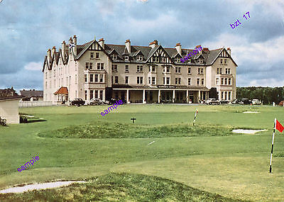 Golf Scotland 1965 Dornoch Hotel,old Cars,game In Before Lunch,great View