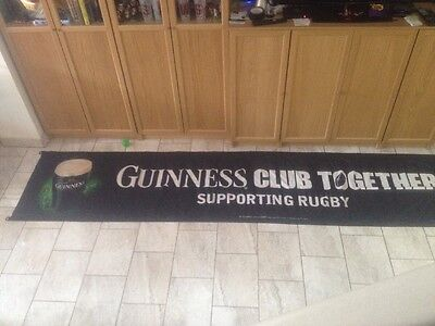 Guinness , Rugby , St Patrick's Massive Pub Banner
