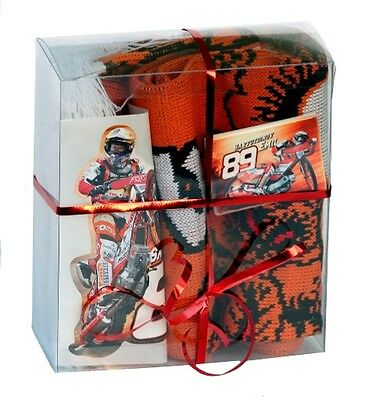 Great Emil Sayfutdinov gift set :: boxed ::  official speedway merchandise!