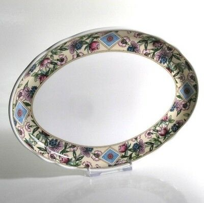 Wedgwood Sarah Oval Plate Fine China 9 ins Decorative Display or Tableware