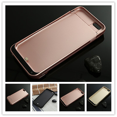 Rechargeable Backup Charger Case Cover Power Bank For iPhone 5/5S/6/6S/6s plus