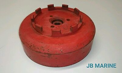 Mercury 7.5 hp 9.8 hp Flywheel Rotor Cup 4174A4 Outboard Motor Engine Used Parts
