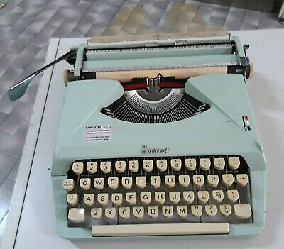 EVEREST K3  del 1960 NO OLIVETTI  VINTAGE TYPEWRITER MADE IN ITALY