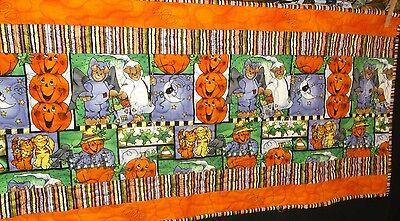 Your Choice:  Handmade Quilted Halloween Table Runners