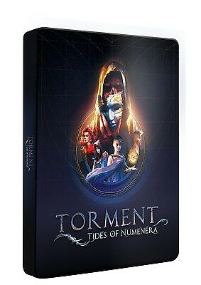 Torment Tides of Numenera Steelbook - G2 | PC | PS4 | XBOX ONE