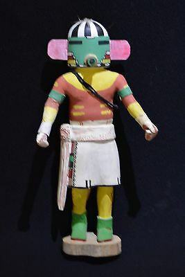 antique Hopi kachina