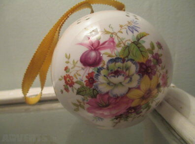 Hammersley China Potpourri Ball