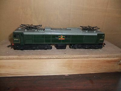 Tri-ang R351 BR Green Class EM2 Electric locomotive Electra 2700, not boxed