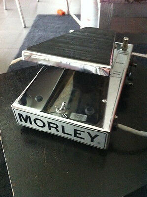 Pedale D'effets Morley Autofoot
