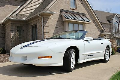 1994 Pontiac Trans Am 25th Anniversary 1994 Trans Am 25th Anniversary Convertible