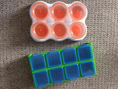 Toddler Baby Weaning Food Pots