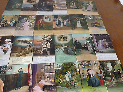 24 Single Song Postcards