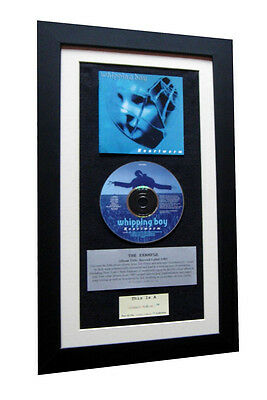 WHIPPING BOY Heartworm CLASSIC CD Album GALLERY QUALITY FRAMED+FAST GLOBAL SHIP