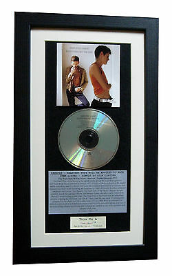 EVERYTHING BUT GIRL Amplified CLASSIC CD Album QUALITY FRAMED+FAST GLOBAL SHIP