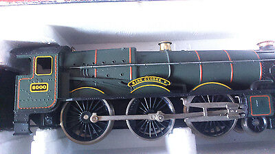 Lima G.w.r.king George V No.6000 In Box Excellent Runs Lovely Free Postage Bin