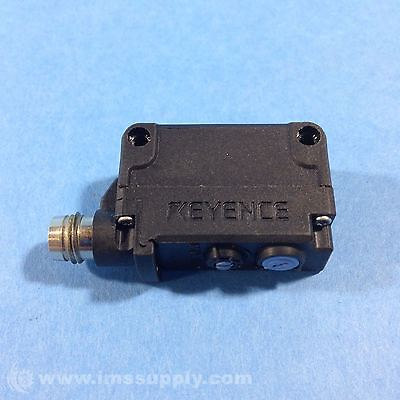 Keyence Corp PZ-G41CN Photoelectric Sensor NPN Red LED FNIP