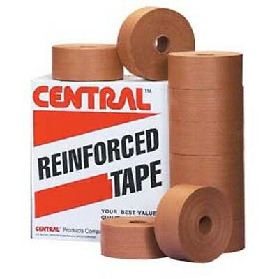 Central Brand Reinforced Strippable Tape (Natural) 3''x375' Grade 270