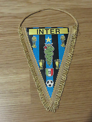 Wimpel - Pennant - Inter Mailand Milan - Italien - Italia - Italy - Serie A