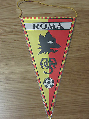 Wimpel - Pennant - AS Rom - Roma - Italien - Italia - Italy - Serie A