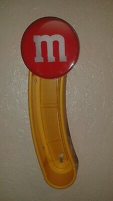 M&M STORE DISPLAY CANDY DISPENSER Movie theater room or mancave