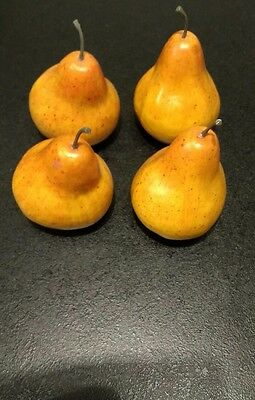 Artificial fruit Pears